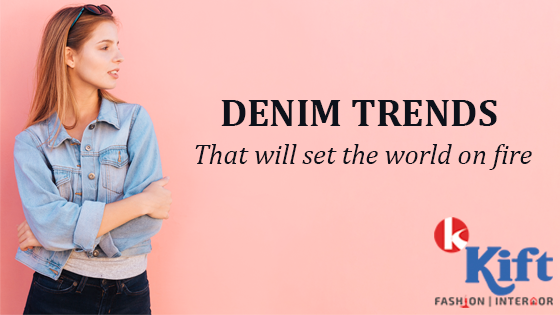 Top denim trends