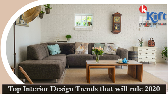 Top Interior design trends