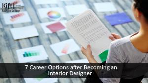 7 Career Options after Becoming an Interior Designer