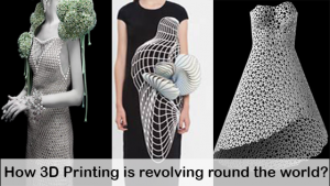How 3D Printing is revolving rund the world?