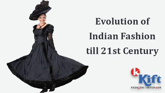 Evolution of Indian Fashion