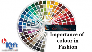 Importance of colour in Fashion