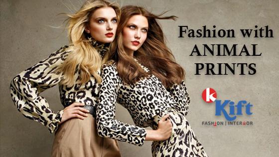 Fashion with Animal Prints